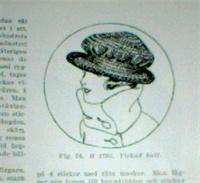Virka hatt fr 1922